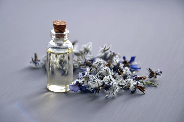 kosmetický olej